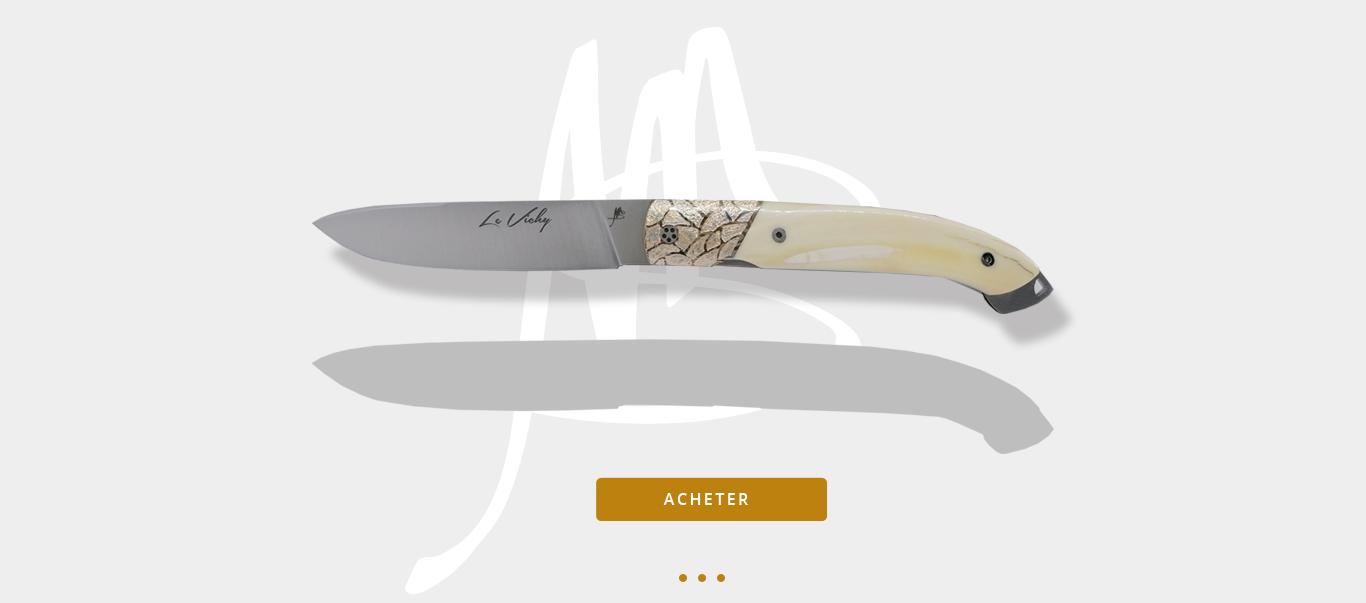 Le Vichy - Couteau - Coutellerie